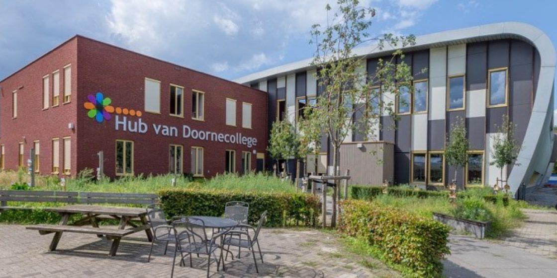 Hub van Doornecollege Groep5700