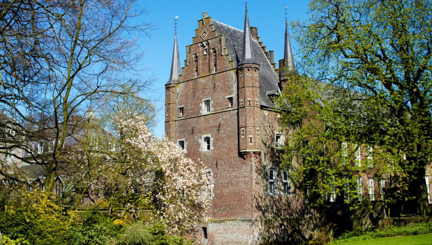 View,At,The,Big,Donjon,And,Gardens,Of,The,Gemert